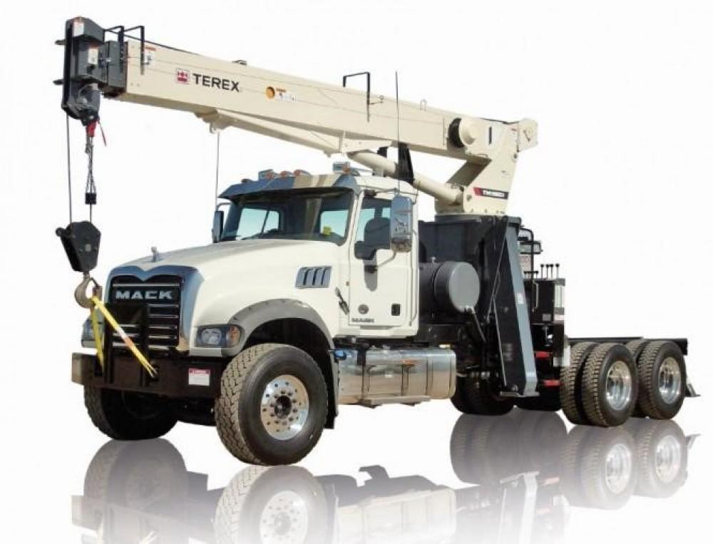Detail photo of 2018 Terex TM3851 from Construction Equipment Guide