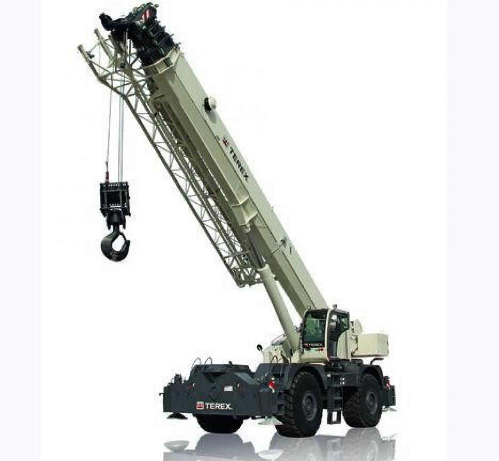 Detail photo of 2018 Terex RT 1100 from Construction Equipment Guide