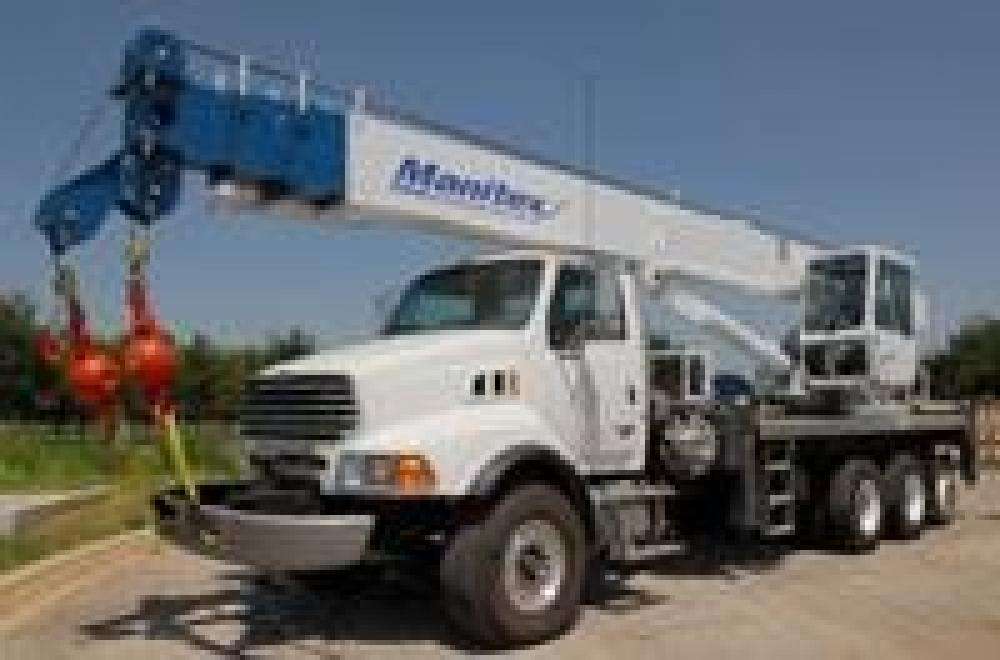 Detail photo of 2018 Manitex 50110SHL from Construction Equipment Guide
