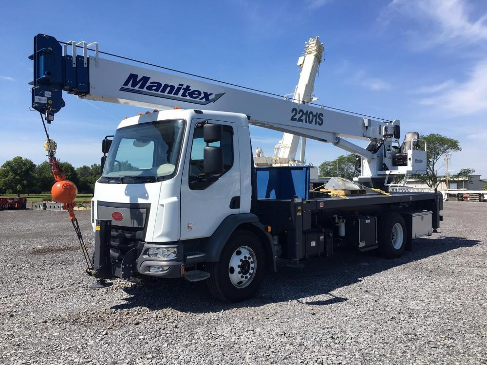 Detail photo of 2018 Manitex 22101S from Construction Equipment Guide