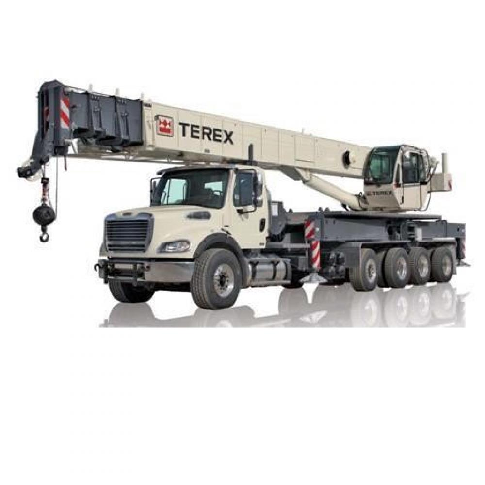 Detail photo of 2018 Terex CROSSOVER 6000 from Construction Equipment Guide