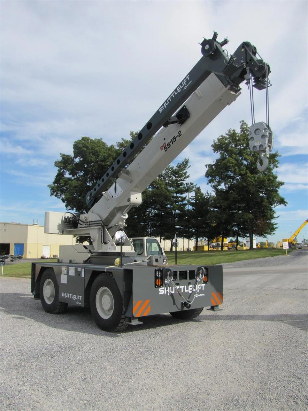 Detail photo of 2018 Shuttlelift CD5515-2 from Construction Equipment Guide