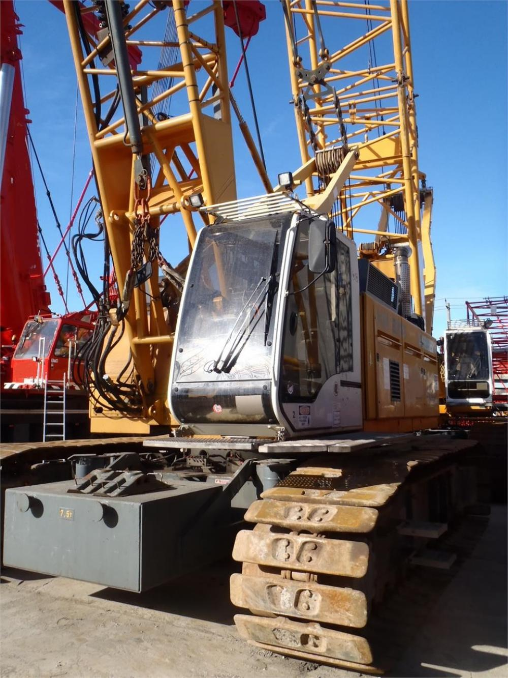 Detail photo of 2005 Liebherr HS 855 HD from Construction Equipment Guide