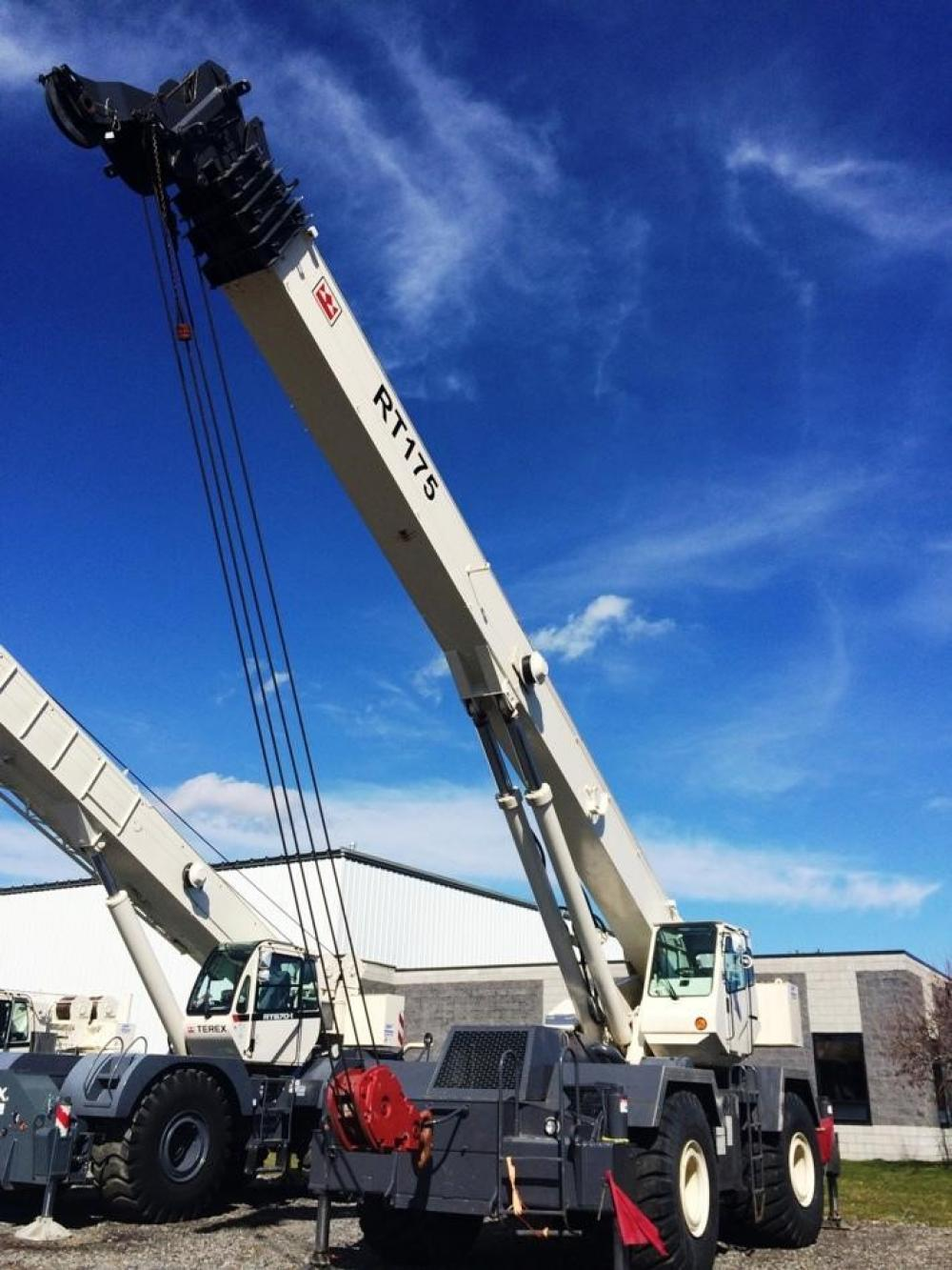 Detail photo of 2003 Terex RT 175 from Construction Equipment Guide