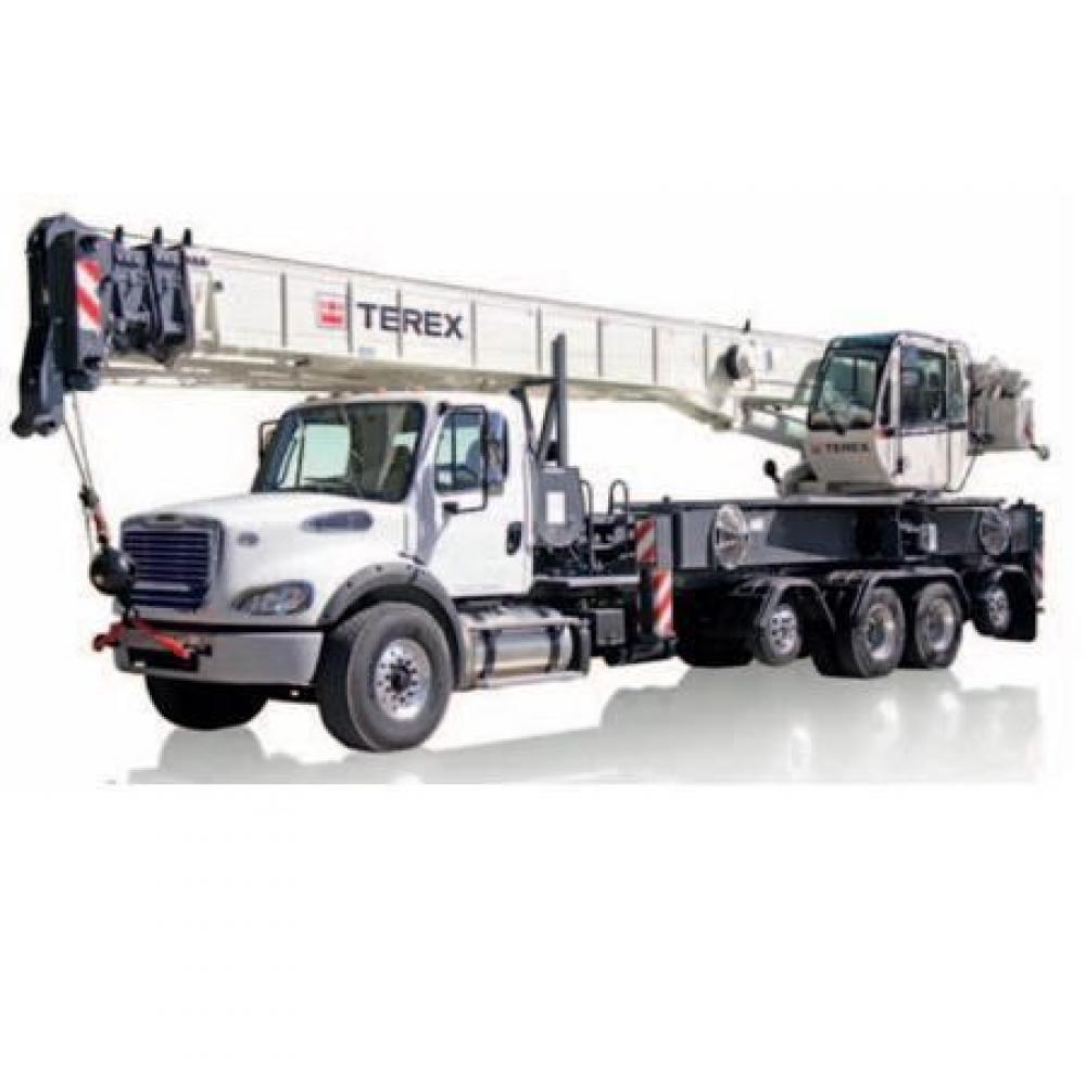 Detail photo of 2018 Terex CROSSOVER 4500L from Construction Equipment Guide