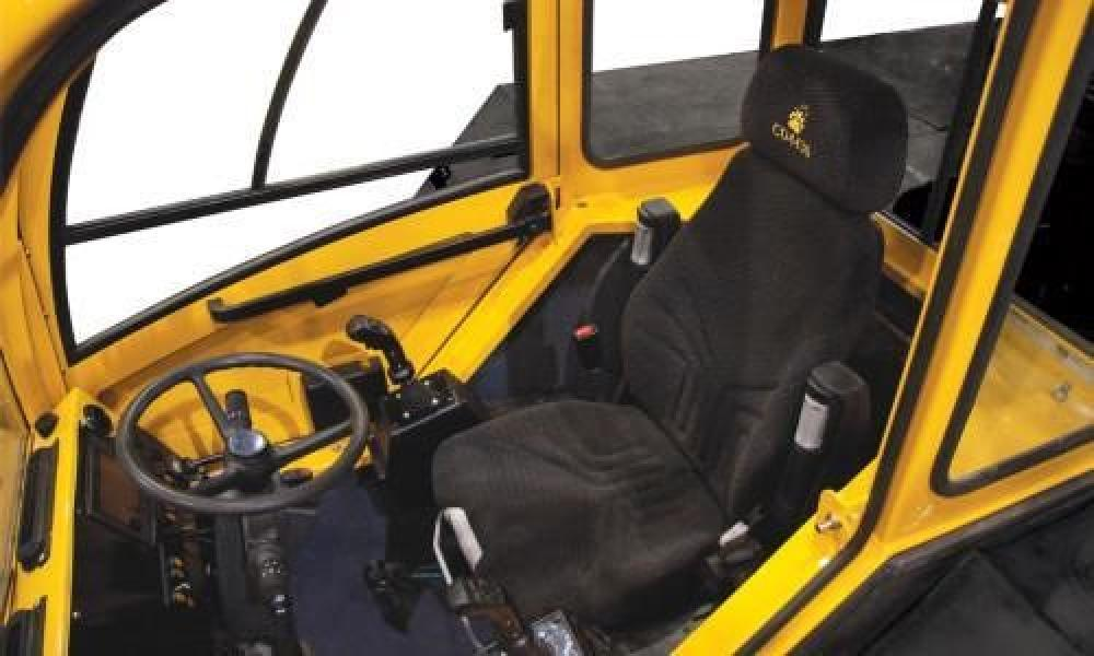 Detail photo of 2018 Badger CD4430 from Construction Equipment Guide