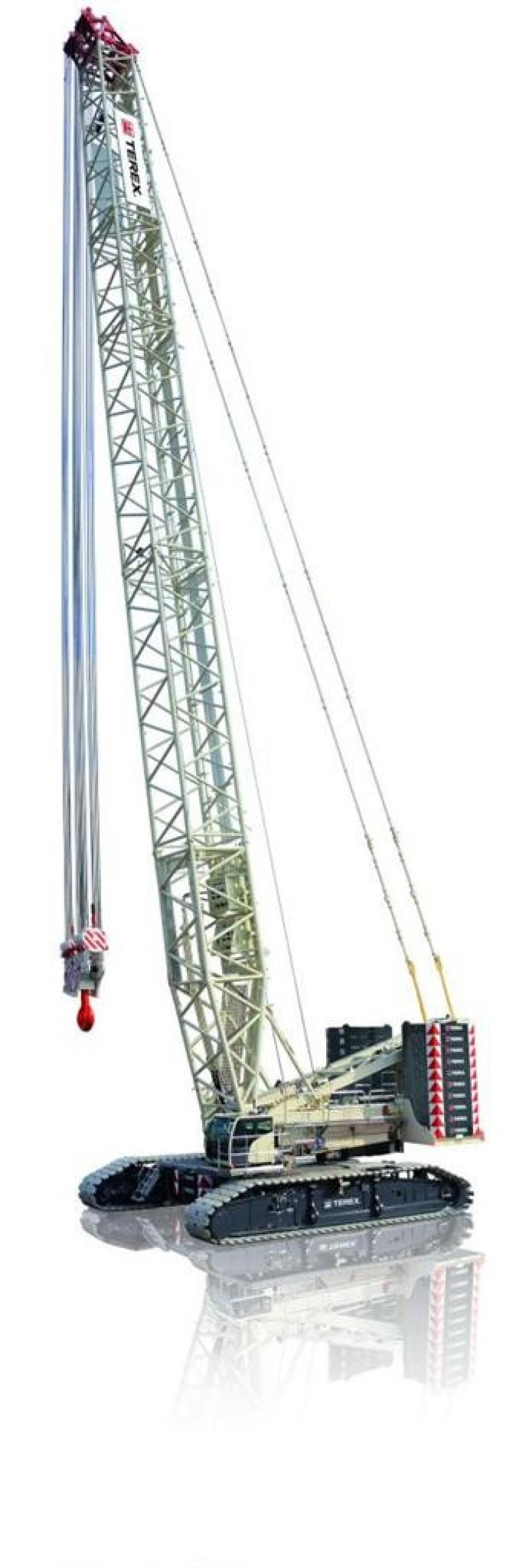 Detail photo of 2018 Terex SUPERLIFT 3800 from Construction Equipment Guide