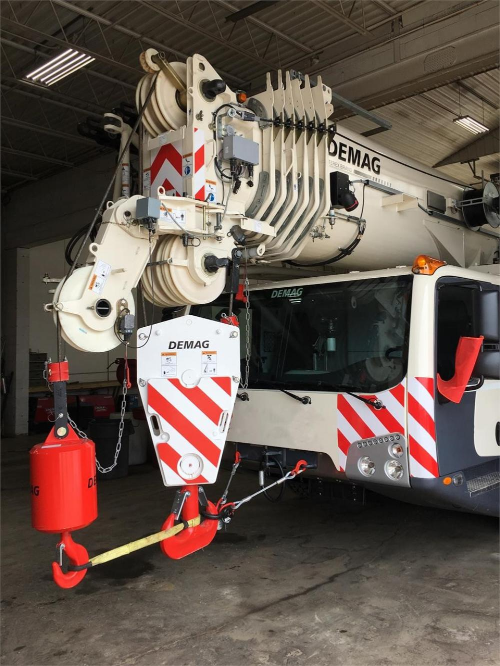Detail photo of 2017 Demag AC250-5 from Construction Equipment Guide