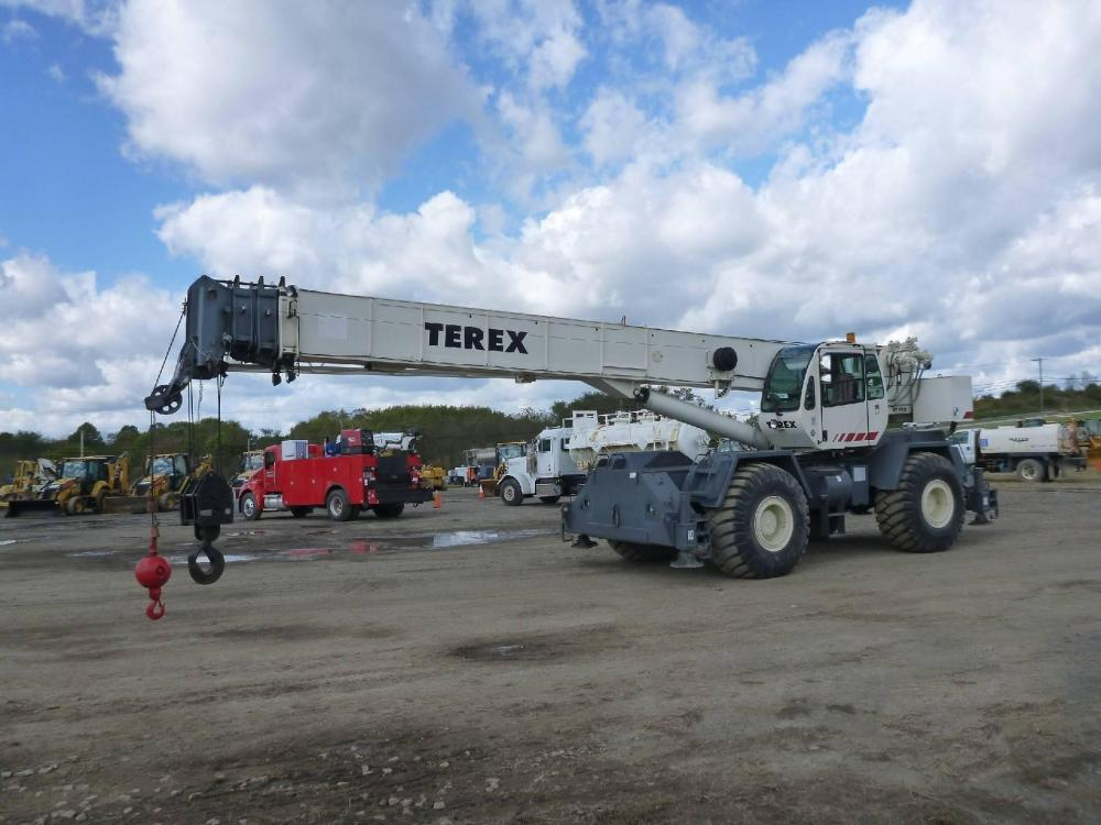Detail photo of 2001 Terex RT 555 from Construction Equipment Guide