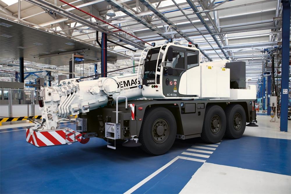 Detail photo of 2019 Demag AC45 from Construction Equipment Guide