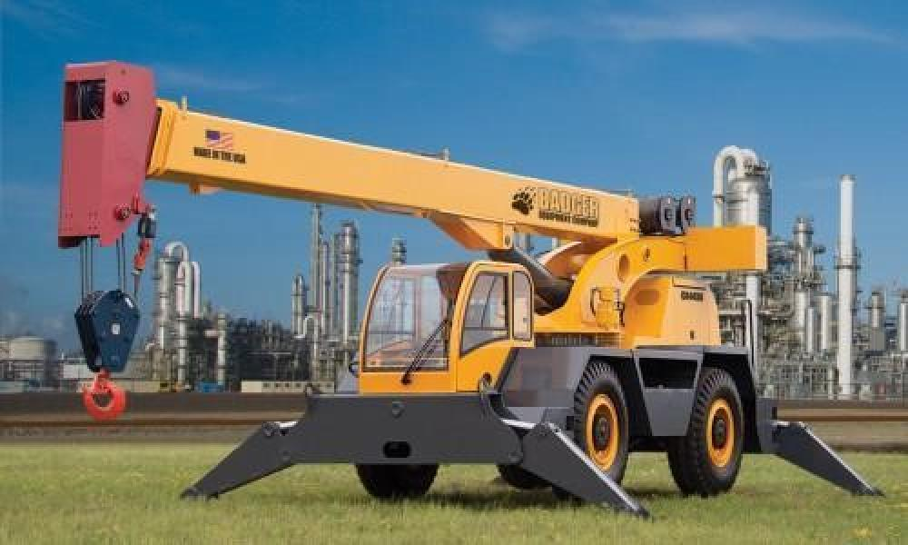 Detail photo of 2019 Badger CD4430 from Construction Equipment Guide