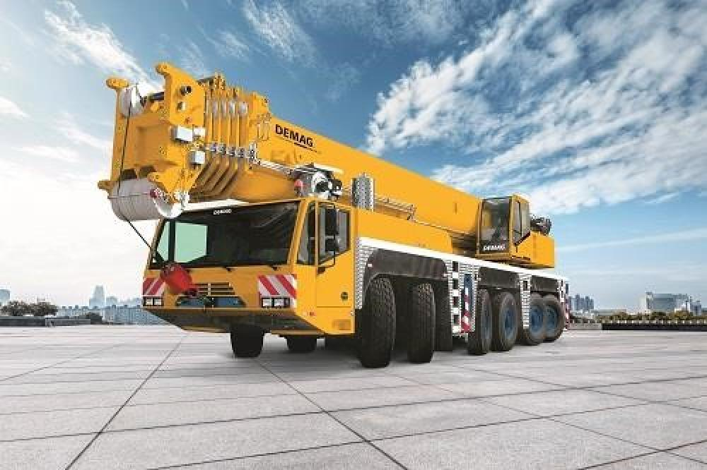 Detail photo of 2019 Terex AC 350-6 from Construction Equipment Guide