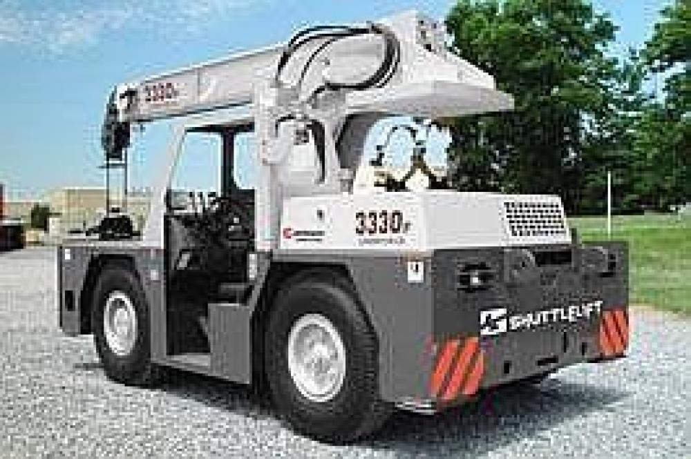 Detail photo of 2019 Shuttlelift 3330F from Construction Equipment Guide