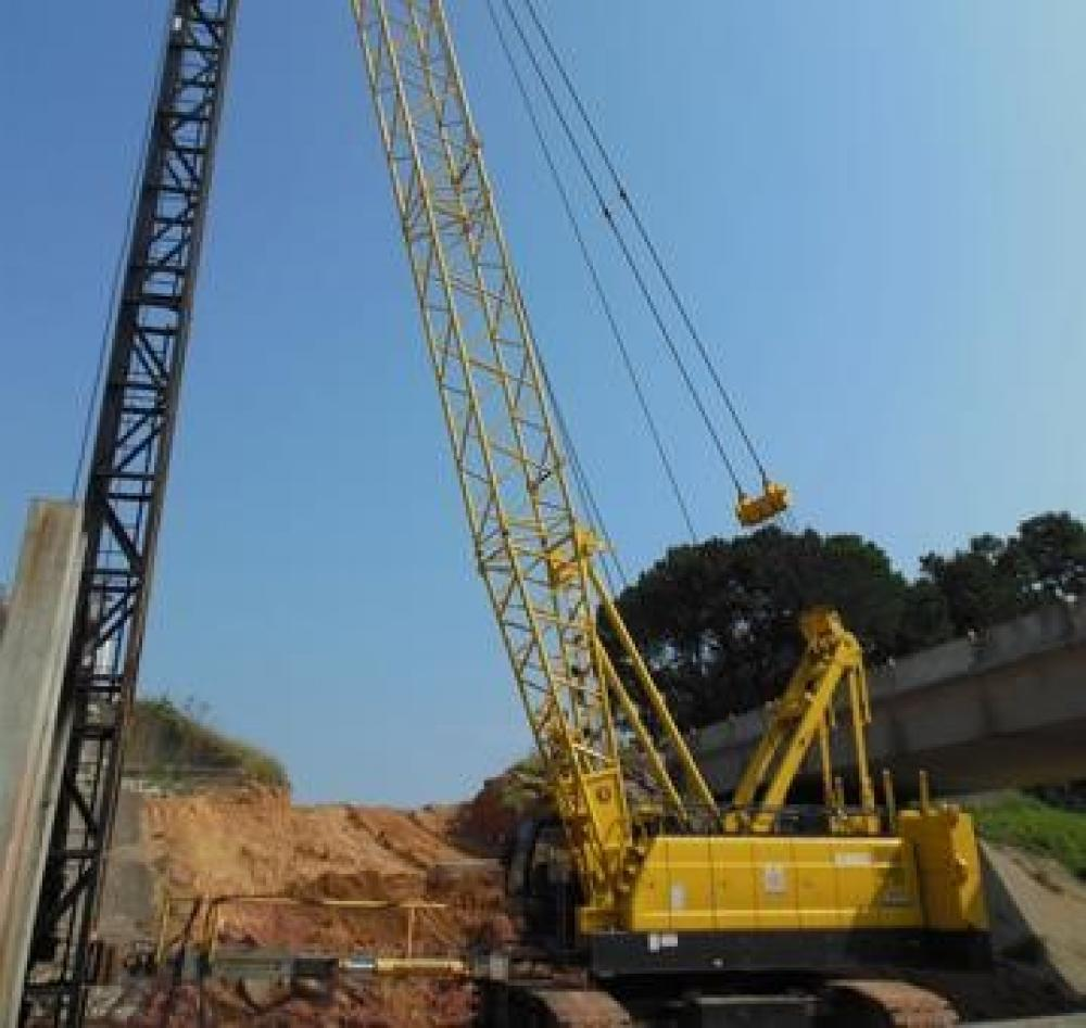 Detail photo of 2019 Kobelco CK850G from Construction Equipment Guide
