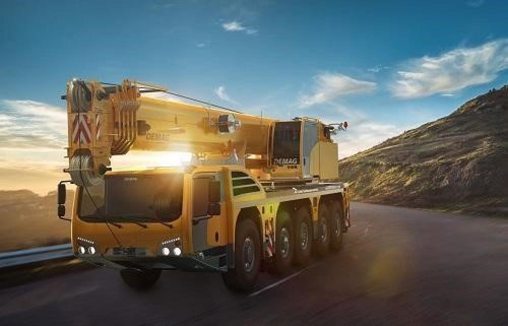 Detail photo of 2019 Demag AC130-5 from Construction Equipment Guide
