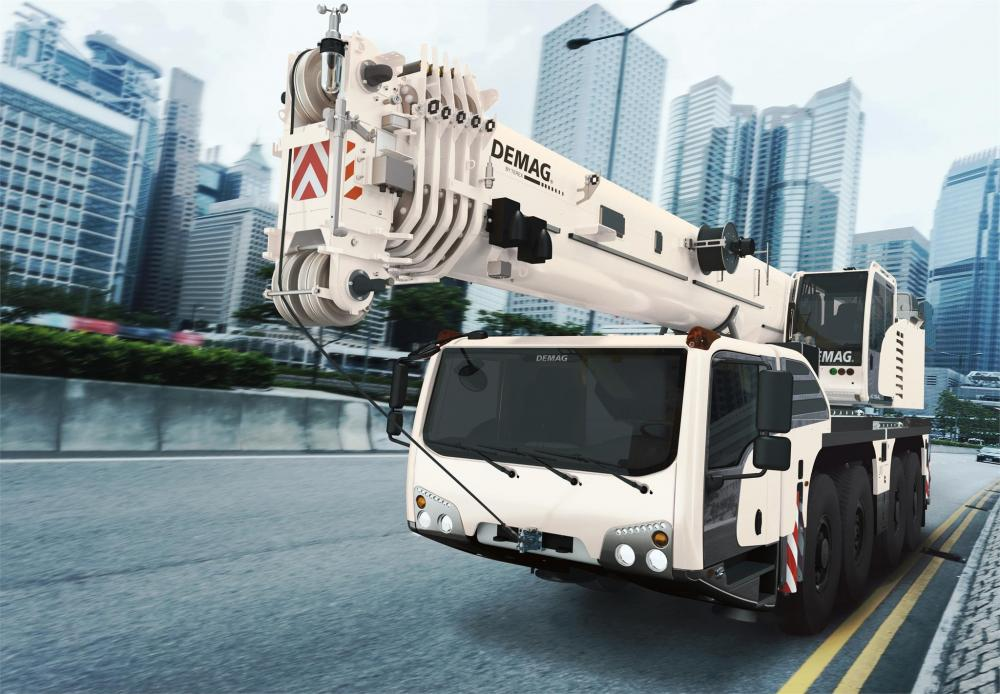 Detail photo of 2019 Terex AC 100-4L from Construction Equipment Guide