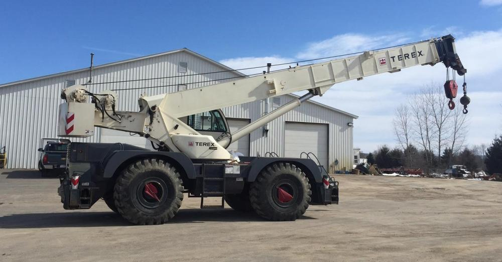 Detail photo of 2013 Terex RT 780-1 from Construction Equipment Guide