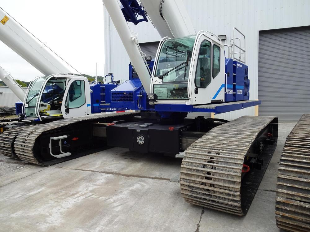 Detail photo of 2019 Tadano GTC-500 from Construction Equipment Guide