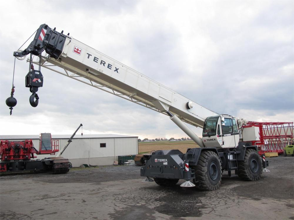 Detail photo of 2016 Terex RT 555-1 from Construction Equipment Guide