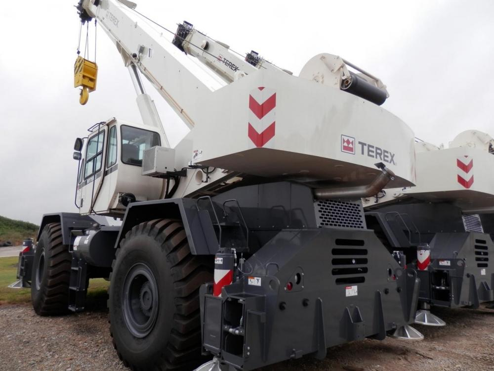 Detail photo of 2013 Terex RT 130 from Construction Equipment Guide