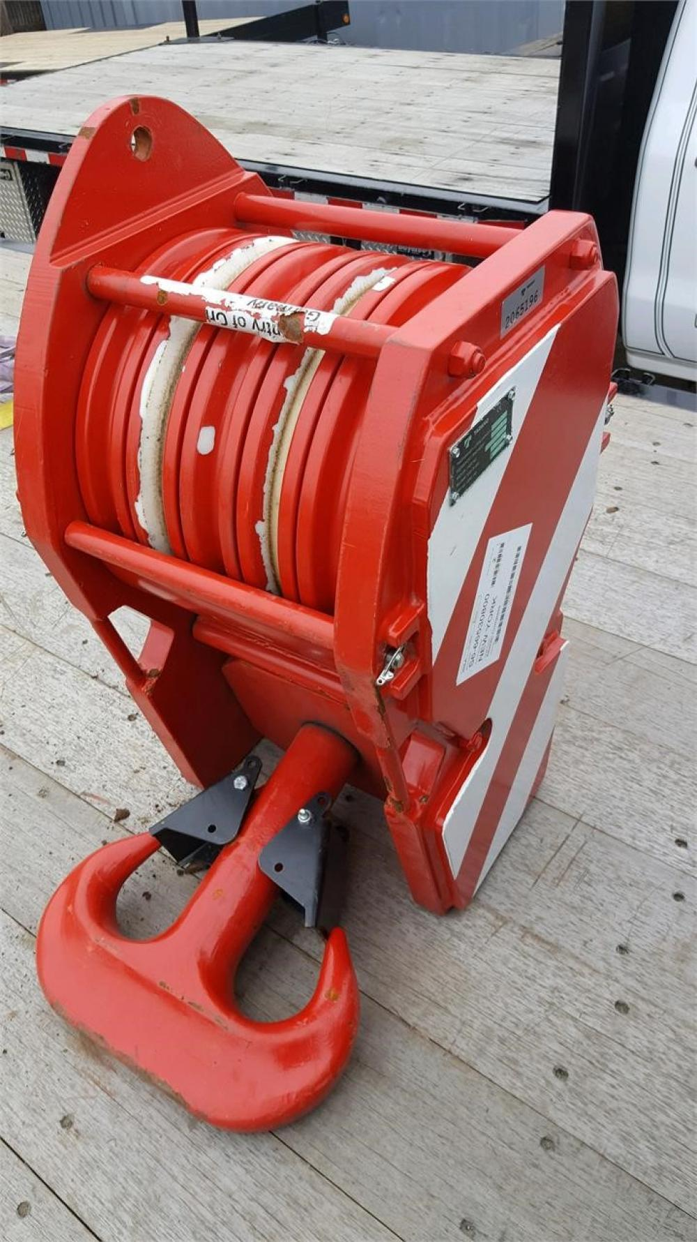 Detail photo of 2016 Tadano 7077786 from Construction Equipment Guide
