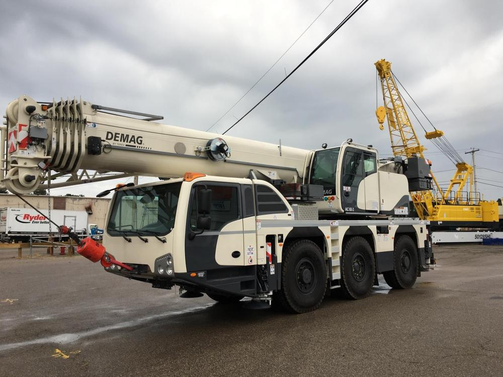 Detail photo of 2019 Demag AC60-3 from Construction Equipment Guide