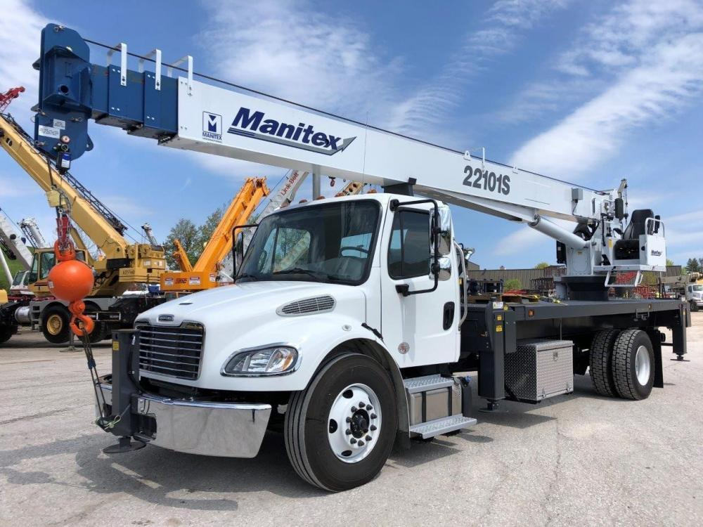 Detail photo of 2020 Manitex 22101S from Construction Equipment Guide