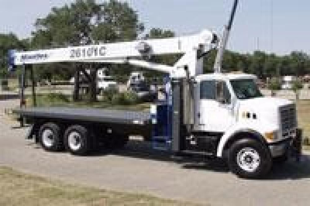 Detail photo of 2020 Manitex 26101C from Construction Equipment Guide