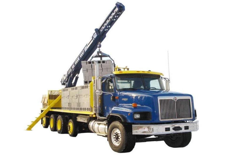 Detail photo of 2020 Manitex 110-26E from Construction Equipment Guide