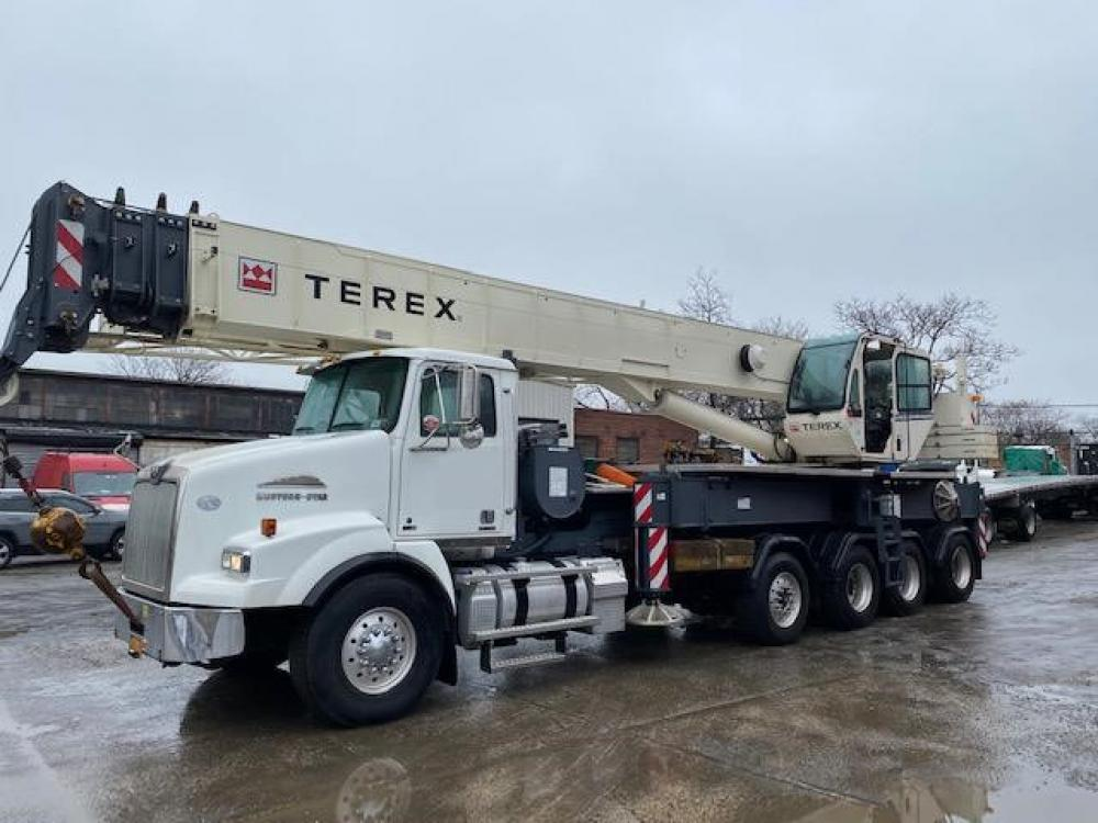 Detail photo of 2012 Terex CROSSOVER 6000 from Construction Equipment Guide
