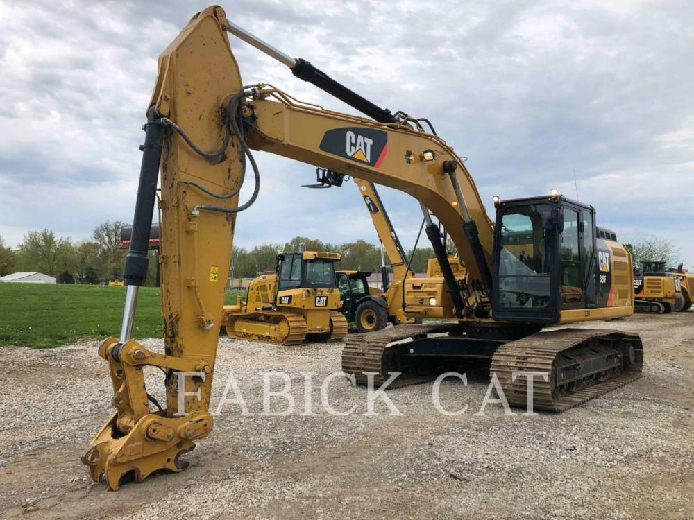 Detail photo of 2017 Caterpillar 326F from Construction Equipment Guide
