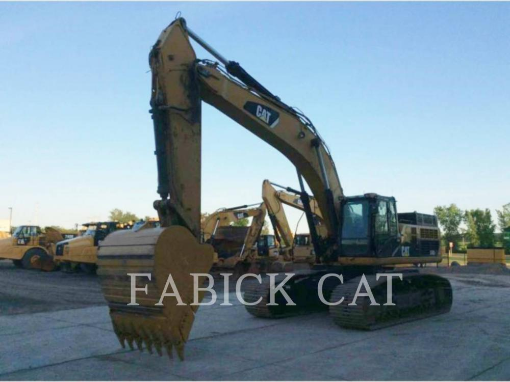 Detail photo of 2010 Caterpillar 324DL from Construction Equipment Guide