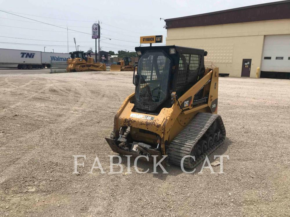 Detail photo of 2015 Caterpillar 247B3 from Construction Equipment Guide