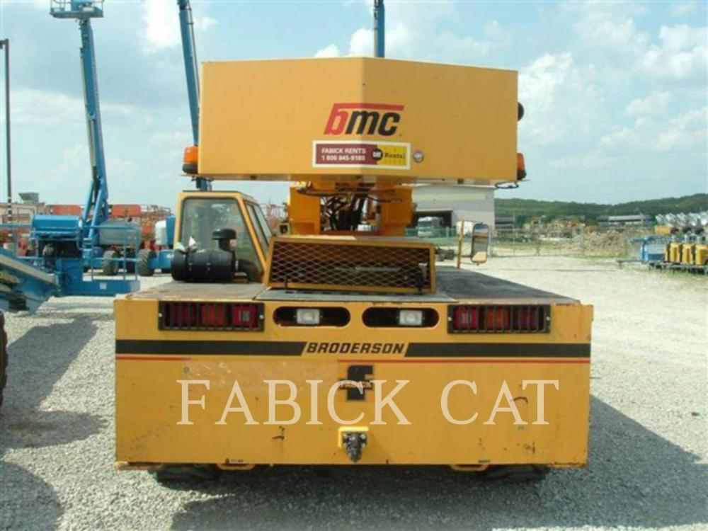 Detail photo of 2011 Broderson IC-250-3C from Construction Equipment Guide