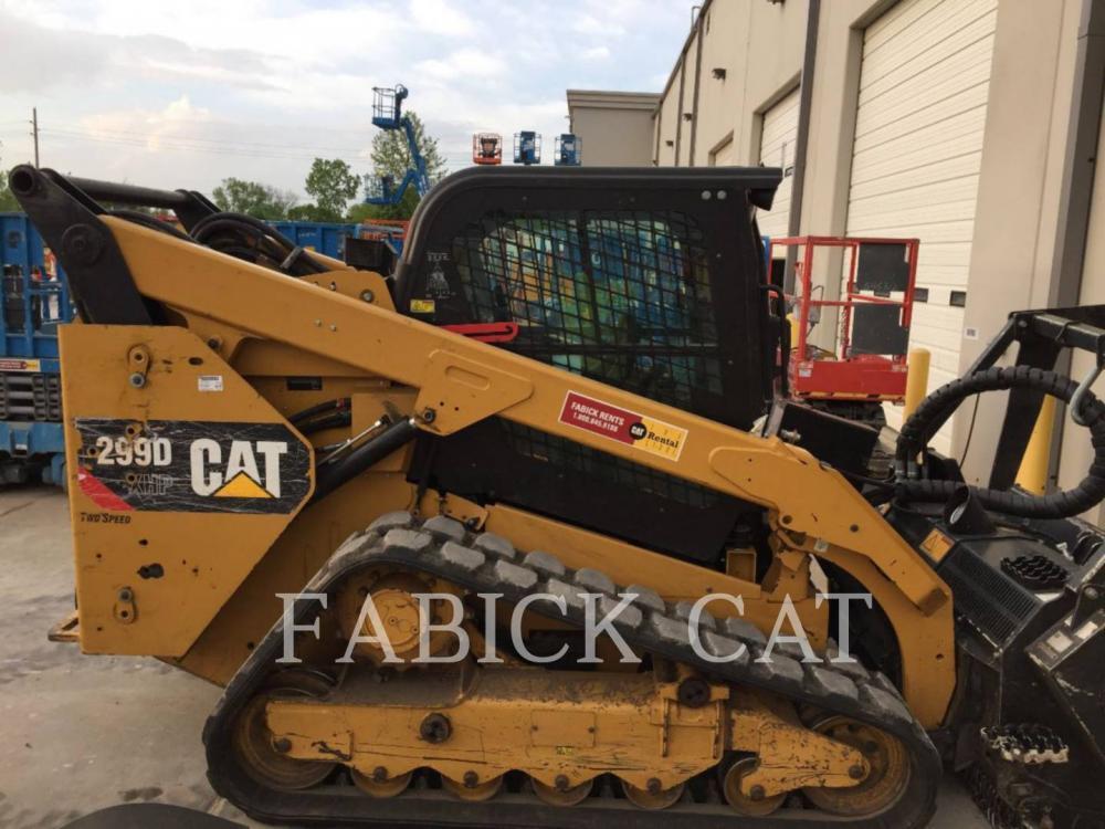 Detail photo of 2014 Caterpillar 299D XHP from Construction Equipment Guide