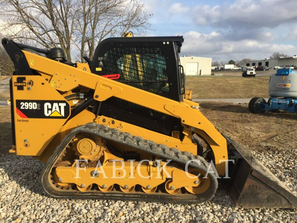 Detail photo of 2015 Caterpillar 299D II from Construction Equipment Guide