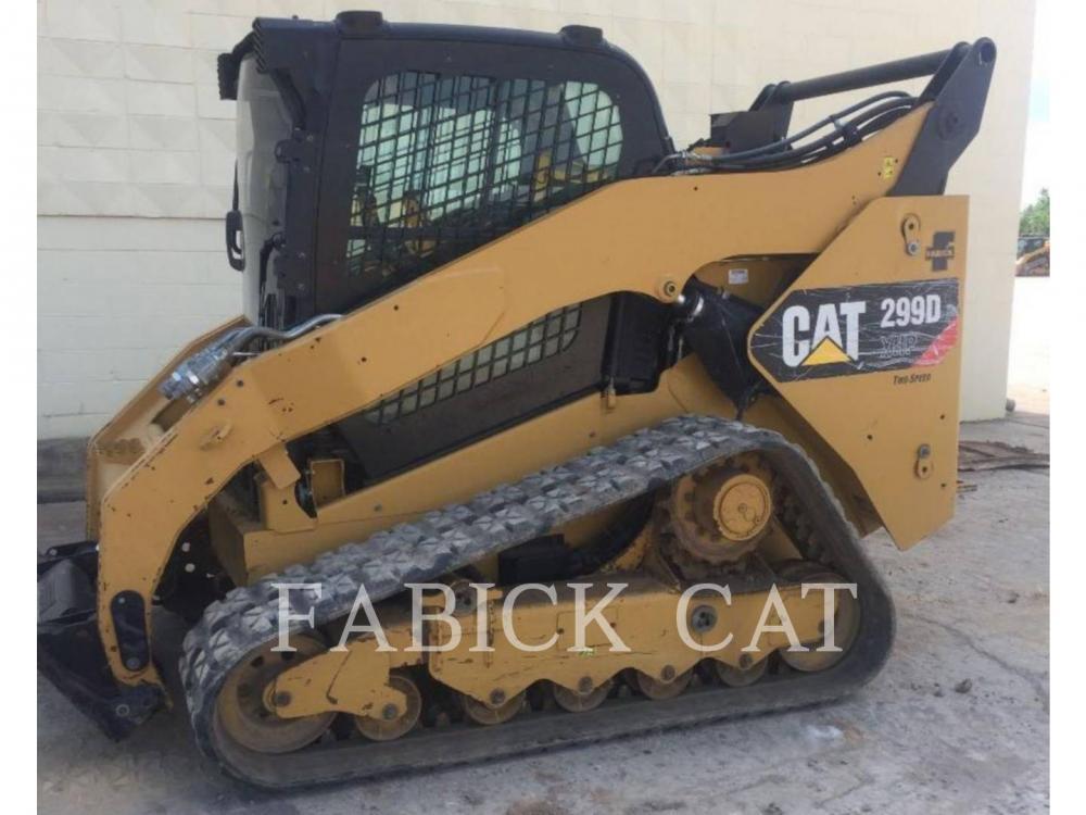 Detail photo of 2012 Caterpillar 299D XHP from Construction Equipment Guide