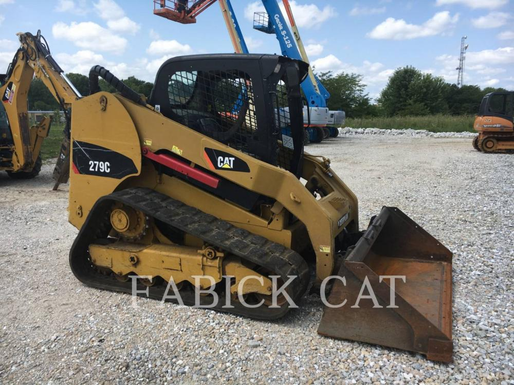 Detail photo of 2009 Caterpillar 279C II from Construction Equipment Guide