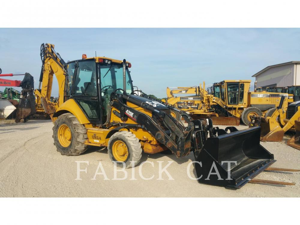 Detail photo of 2006 Caterpillar 420E IT from Construction Equipment Guide