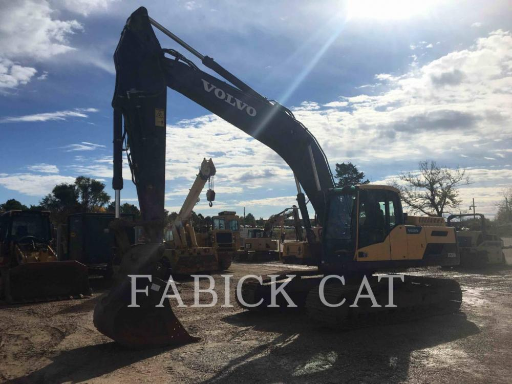 Detail photo of 2012 Volvo EC250DL from Construction Equipment Guide