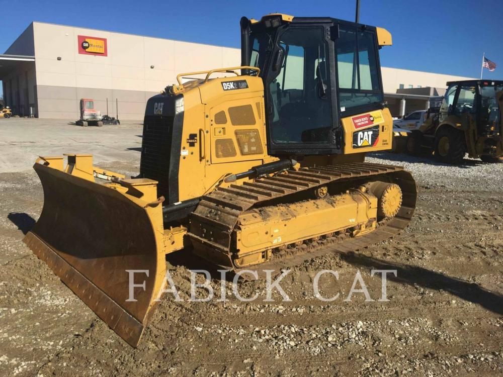 Detail photo of 2016 Caterpillar D5K LGP II from Construction Equipment Guide