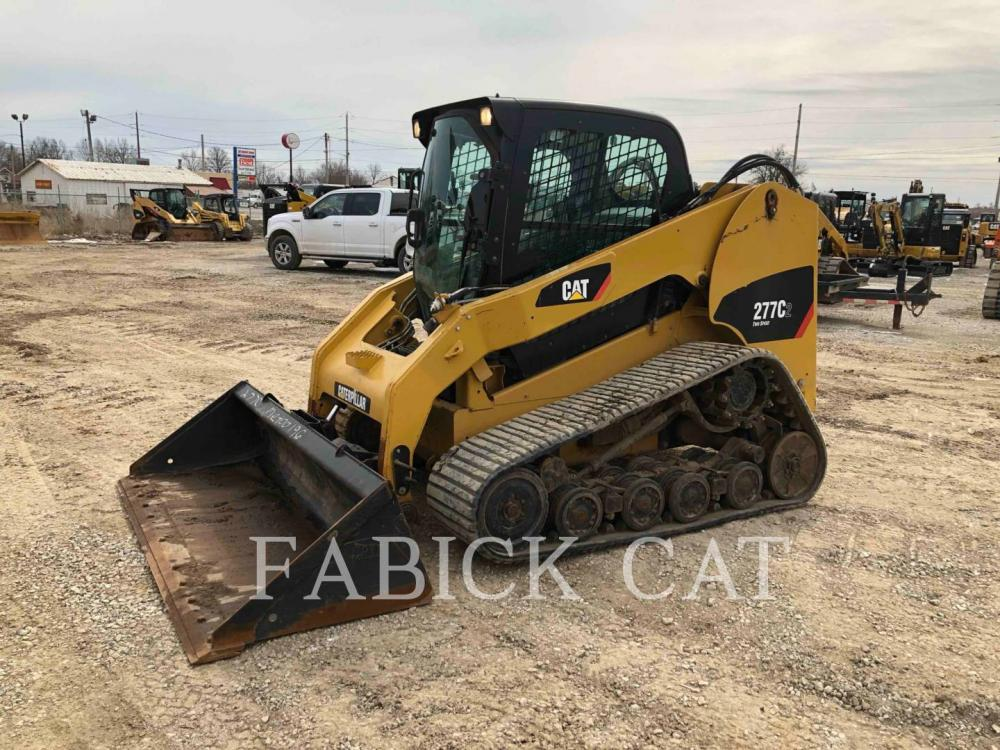 Detail photo of 2012 Caterpillar 277C2 from Construction Equipment Guide