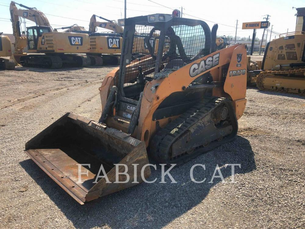 Detail photo of 2013 Case TR270 from Construction Equipment Guide