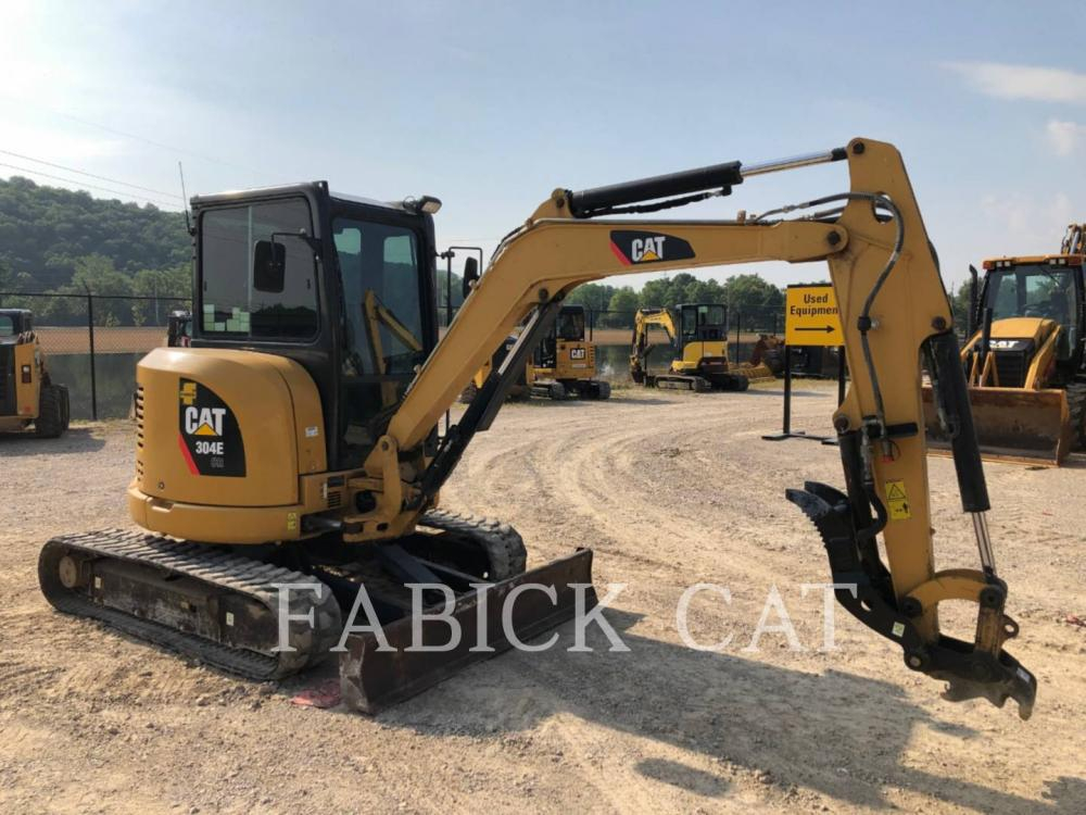 Detail photo of 2013 Caterpillar 304E CR from Construction Equipment Guide