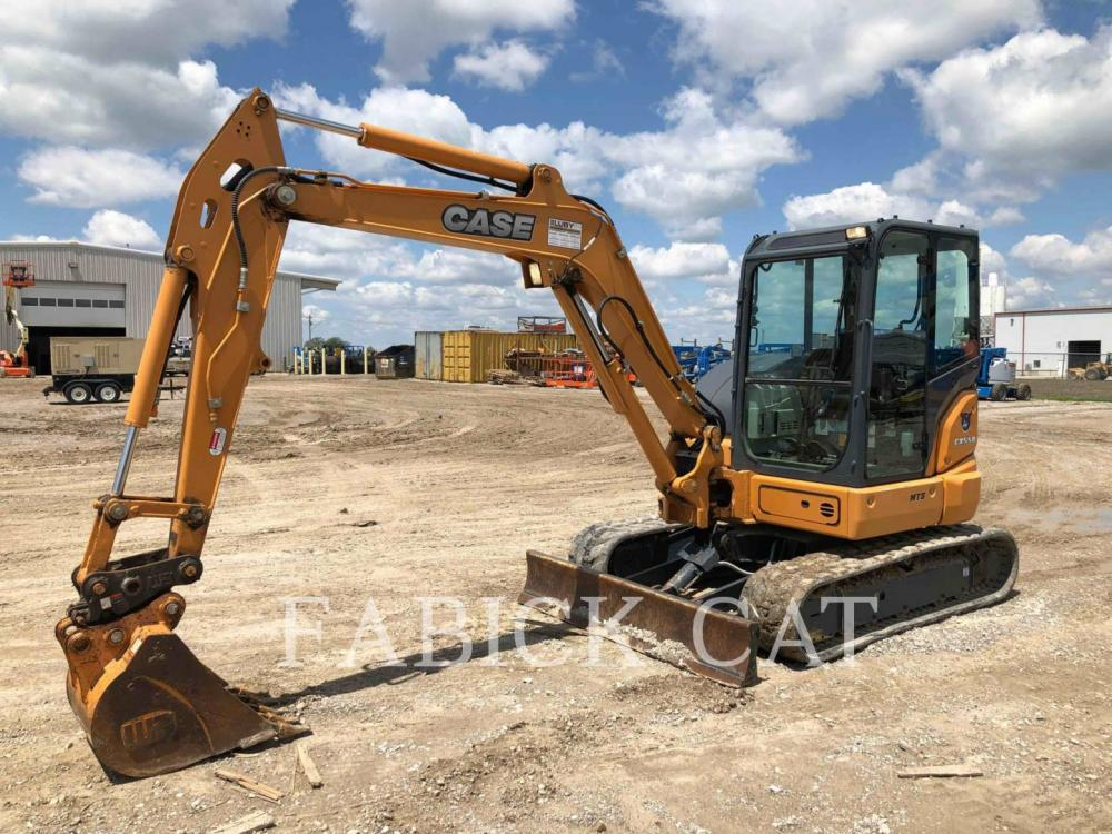 Detail photo of 2015 Case CX55B from Construction Equipment Guide