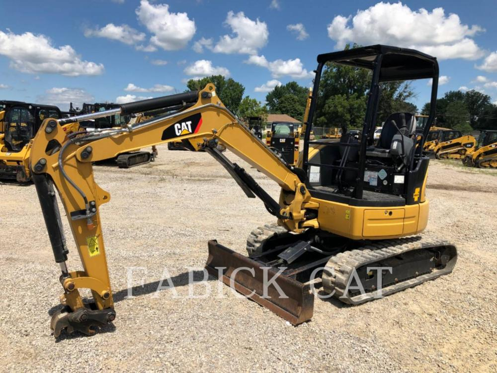 Detail photo of 2015 Caterpillar 303E from Construction Equipment Guide