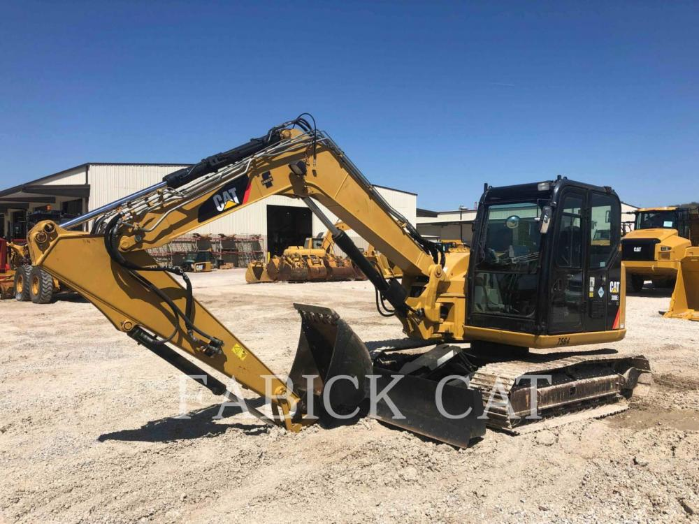 Detail photo of 2013 Caterpillar 308E2 from Construction Equipment Guide