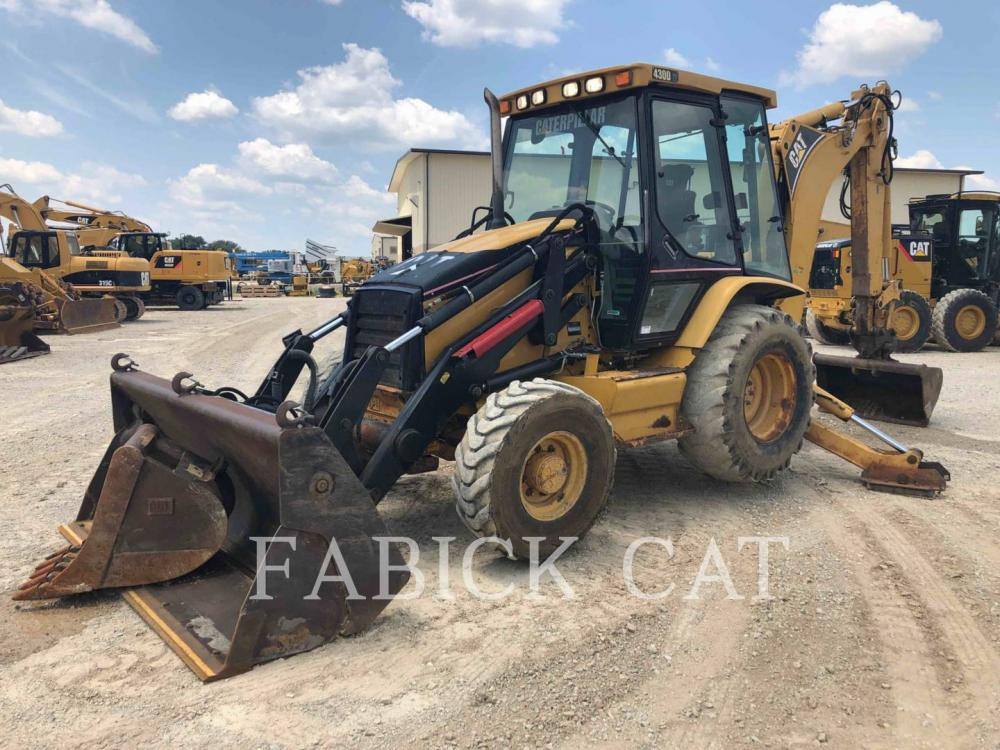 Detail photo of 2004 Caterpillar 430D IT from Construction Equipment Guide