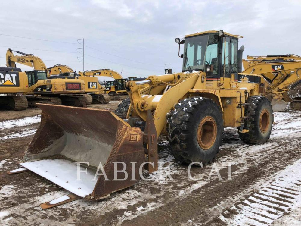 Detail photo of 1996 Caterpillar 950F II from Construction Equipment Guide
