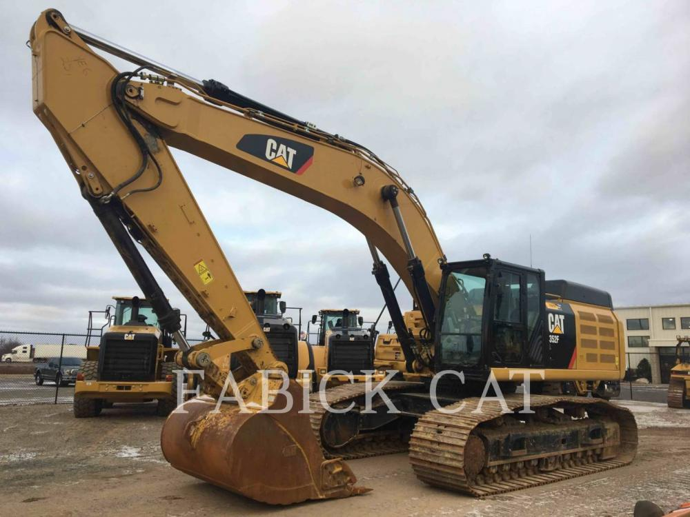 Detail photo of 2016 Caterpillar 352FVG from Construction Equipment Guide